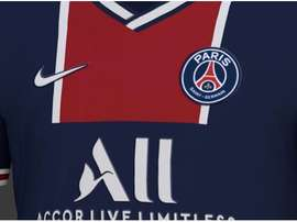 Le possible nouveau maillot du PSG a fuité ! AFP