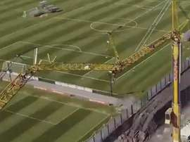 Liverpool présente son nouveau centre d'entraînement. Captura/LFCTV