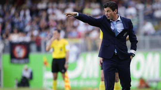 O Feirense bateu o Boavista por 3-0. Twitter