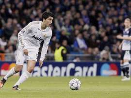 Sahin during his spell at Real Madrid. EFE