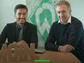 Sahin cambia el Borussia por el Werder Bremen. WerderBremen