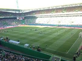 Trois clubs portugais ne seront pas autorisés à jouer dans leurs stades. afp