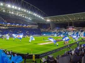 FC Porto precisa de apenas um ponto para ser campeão. Twitter/FCPorto