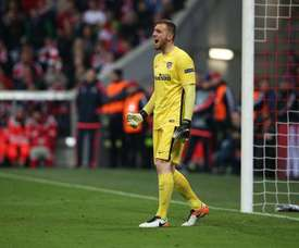 Oblak has two goals: Qualify for the Champions League for Atletico and the Euros with Slovenia. EFE