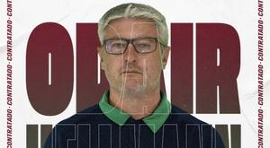 Odair Hellmann, nouvel entraîneur de Fluminense. Fluminense