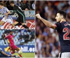 Alvaro Odriozola, Jonathan Viera et Aritz Aduriz sont dans la liste de la 'Roja'. BeSoccer