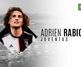 Rabiot é o mais novo reforço da Juventus. BeSoccer