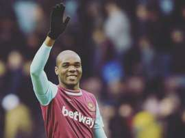 West Ham's Ogbonna will remain in London. Twitter