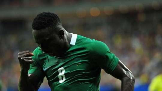 Etebo vai ser jogador do FC Porto. AFP