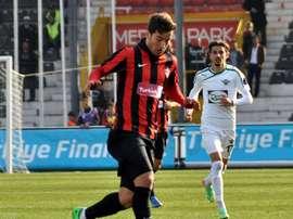 Ogulcan Çaglayan es uno de los futbolistas con más futuro de Turquía. Gaziantepspor
