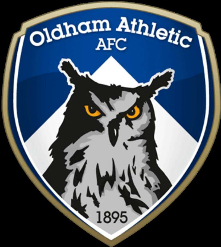 An Oldham player was reprimanded by bailiffs at the club's ground this week. OAFCOFFICIAL