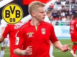 Oleksandr Zinchenko is set to move to Borussia Dortmund. Twitter