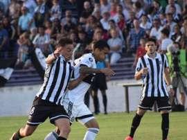 Olimpia se quedó con ganas de más en el partido que abre la Libertadores. ClubOlimpia