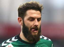 Oliver Kragl, jugador del Ried, firma por el Frosinone. Twitter