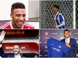 Les clubs réalisent des transferts records. BeSoccer