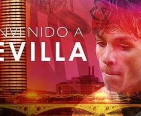 Sevilha oficializa contratação de Óliver Torres. SevillaFC