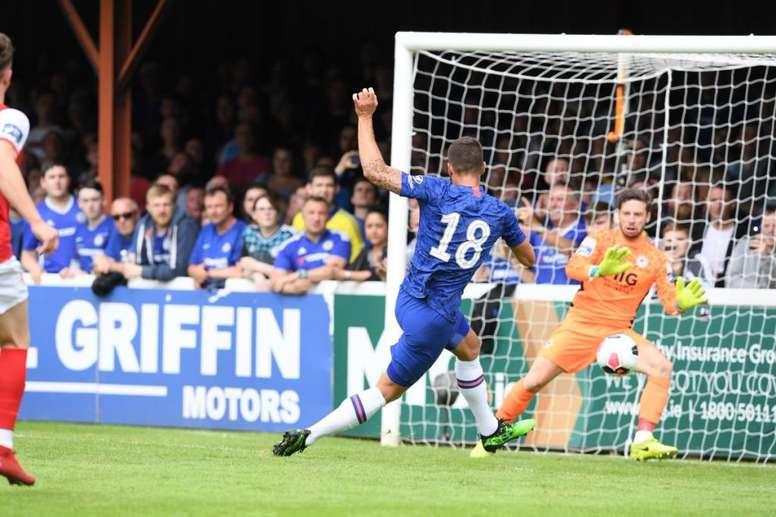 El Chelsea le brinda a Lampard su primera alegría. ChelseaFC