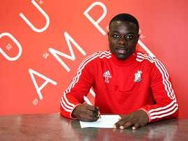 Olomola es una de las promesas del Southampton. SouthamptonFC