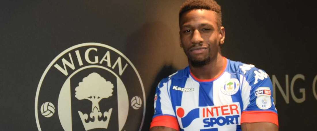 Bogle is set to join Championship side Cardiff City. WiganAthletic