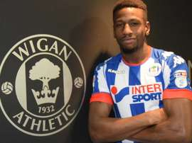 Omar Bogle has been placed on the transfer list. WiganAthletic