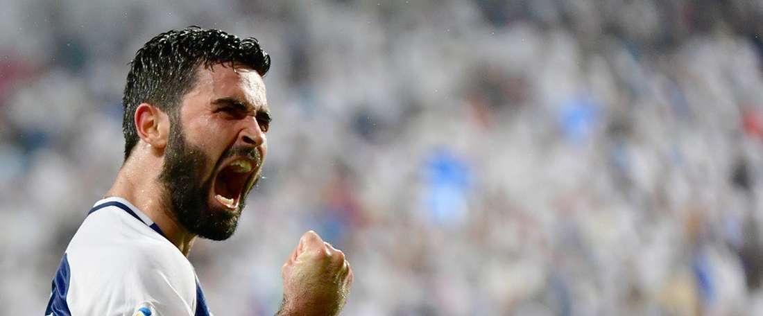 Al Hilal empatou a uma bola frente ao Urawa Red Diamonds. AFP