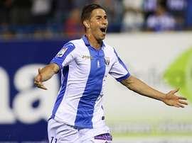 El Levante también logró imponerse en San Mamés. DeportivoLeganes
