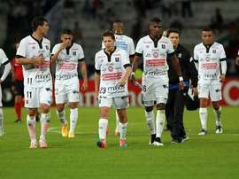 Once Caldas venció por 2-1 a Deportes Tolima. EFE