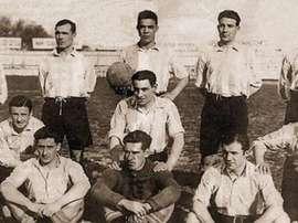 El Alavés fue el primer equipo en ascender a Primera División. Twitter/Alaves