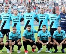 Nueva sorpresa en la fase previa de la Europa League. Twitter/F91Diddeleng