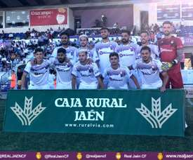 El Jaén volvió a ganar. RealJaénCF