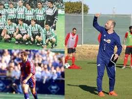 Cuéllar quiere repetir éxitos como entrenador. Varios/AFEFutbol