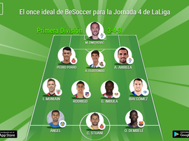 Los más destacados de la Jornada 4 en Primera División. BeSoccer