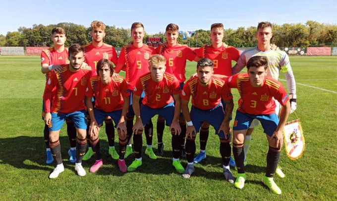 España Sub 19 será la anfitriona. SeFutbol