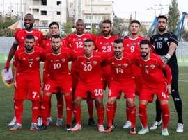 Palestina es, a priori, favorita a ganar. PFA