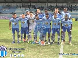 Macará venció por 7-1 a Clan Juvenil. ClubDeportivoMacara