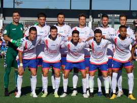 El equipo majariego llegó a ir 2-0 por debajo en el marcador. RayoMajadahonda