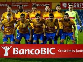 El Estoril negocia para reforzar su once titular de cara a la próxima temporada. EstorilPraiaSAD