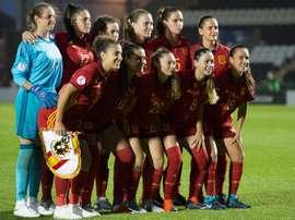 España se enfrentará a Francia el próximo día 10. RFEF