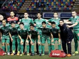 Temuco se impuso por 2-0. ClubDeportesTemuco