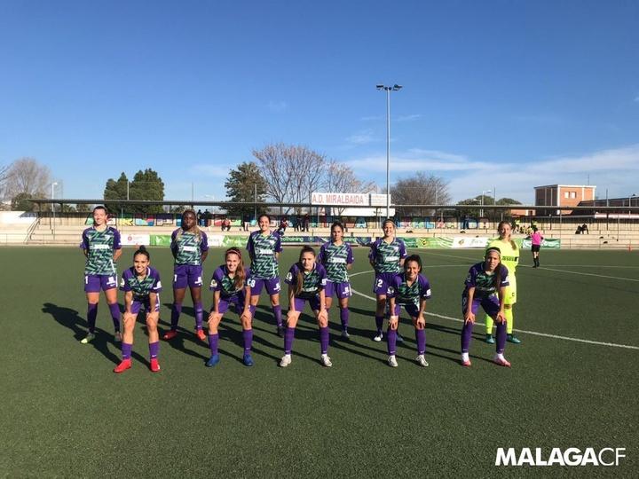 El Málaga rascó un punto de oro. MálagaCF