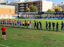 El Palo cae en Torredojimeno por 3-1. Twitter/ElPaloFC
