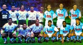 Salamanca y Compostela, dos clásicos de la Primera División en los '90. BeSoccer