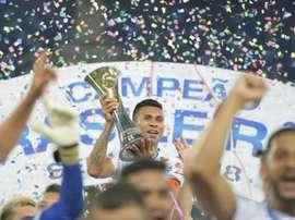 Operário-PR é o campeão da Série C do Brasileirão. Twitter @OFECoficial