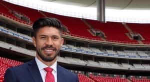 Oribe Peralta, listo para regresar a la titularidad. Chivas