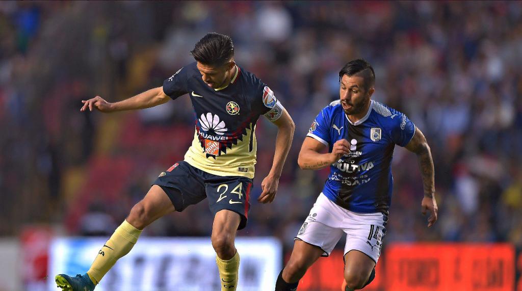 Pachuca rescata el empate de último minuto contra el América