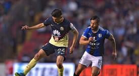 Peralta cambió el América por Chivas. ClubAmérica