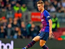 Un jeune de la Masia vers la Bundesliga ? Twitter/oriolbusquets8