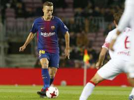 Busquets has to decide on his future. EFE