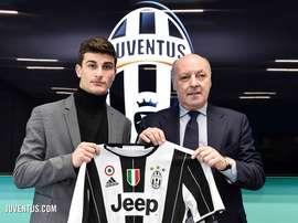 Orsolini ya es jugador de la 'Vecchia Signora'. Juventus