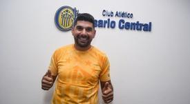 Ortigoza, sus críticas a Cocca y su deseo de ir a San Lorenzo.RosarioCentral